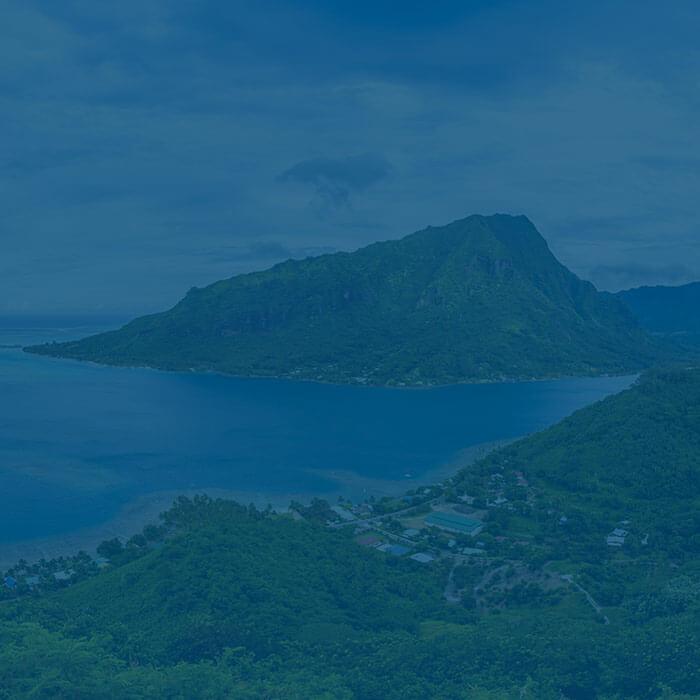Viaje de ensueño: Tahití, Moorea y Huahine