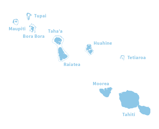 Islas de la Sociedad