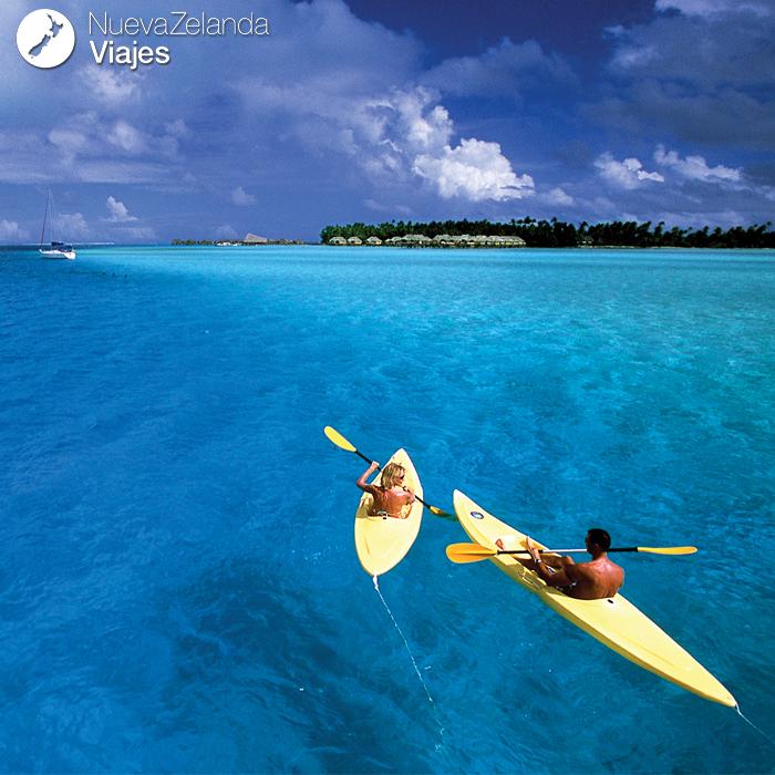 Dulce Polinesia, Viaje de novios en Tahiti, Moorea, Huahine y Bora Bora